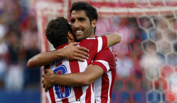 """Raúl García: """"Es bonito oír cómo corean tu nombre en el estadio"""""""