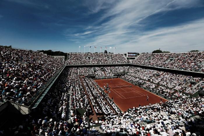 Análise da chave masculina de Roland Garros