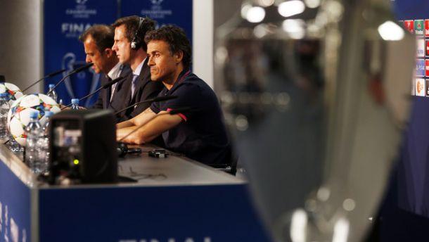"""Barcellona-Juve, parla Luis Enrique: """"Rispetto la Juve, anche loro possono fare il triplete"""""""