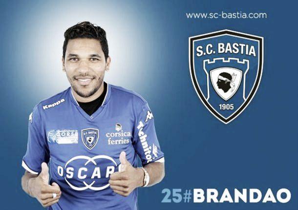 Brandao enfin transféré à Bastia