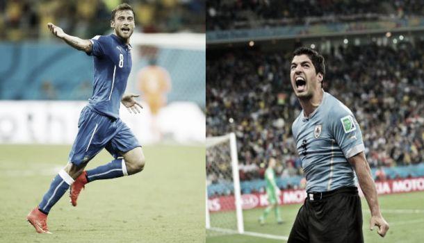 Italie - Uruguay : une place pour deux