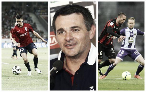 Lille pour démarrer après la C1, Sagnol et ses débuts, Nice et Toulouse pour se roder