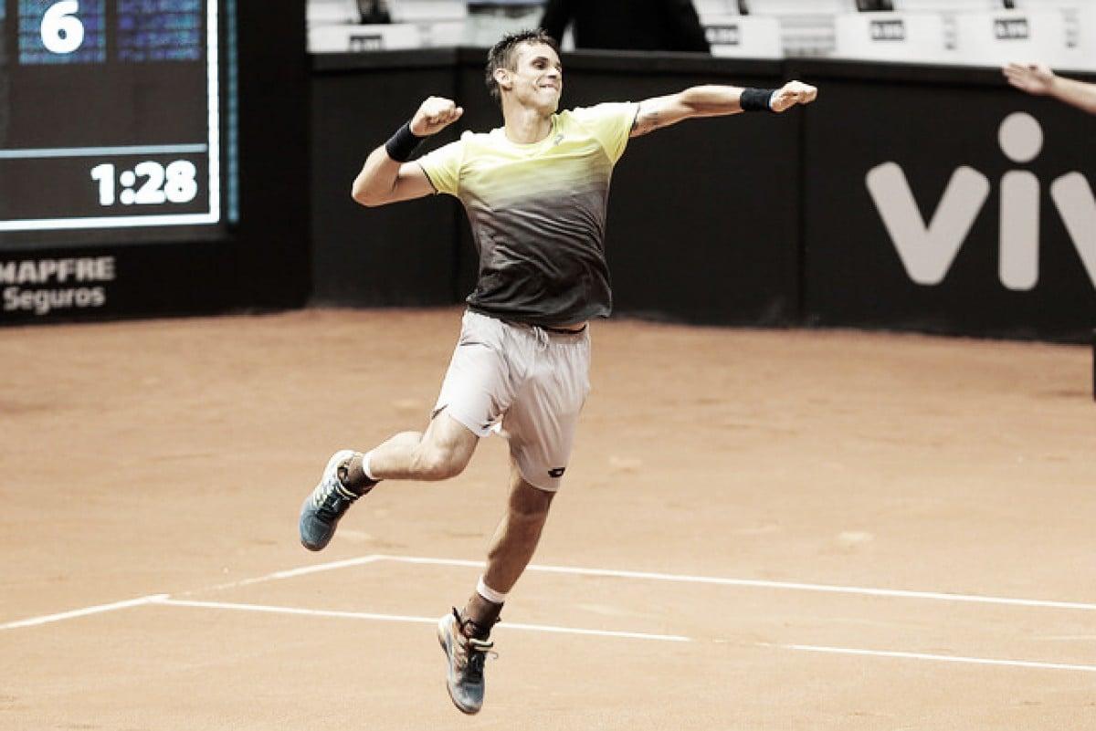 Rogerinho derrota Kicker e vai às quartas do Brasil Open