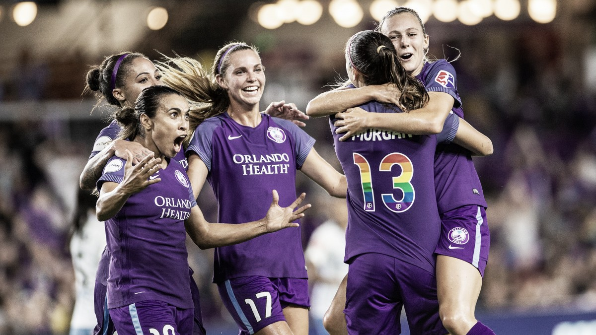 Orlando Pride rally to beat Sky Blue FC