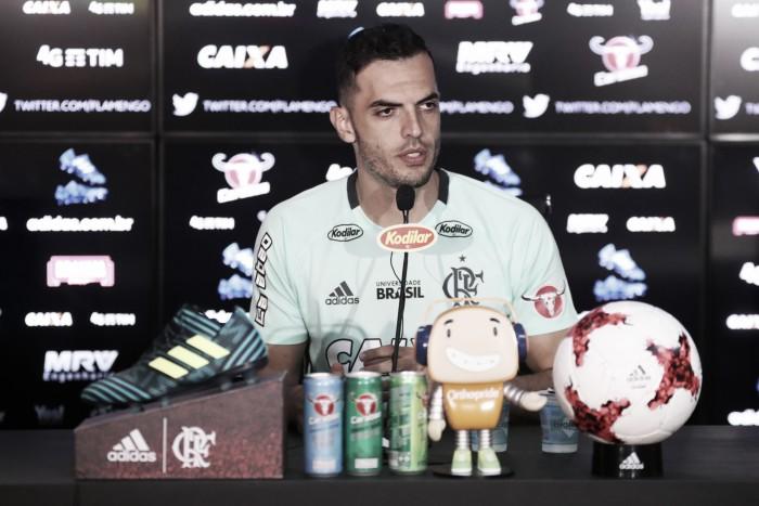 Flamengo goleia e está nas quartas de final da Copa Sul-Americana