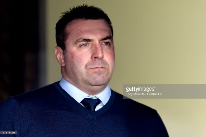 David Unsworth set to remain as interim Everton manager for Atalanta tie
