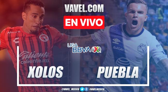 Resumen y gol: Tijuana 0-1 Puebla en Liga MX 2020