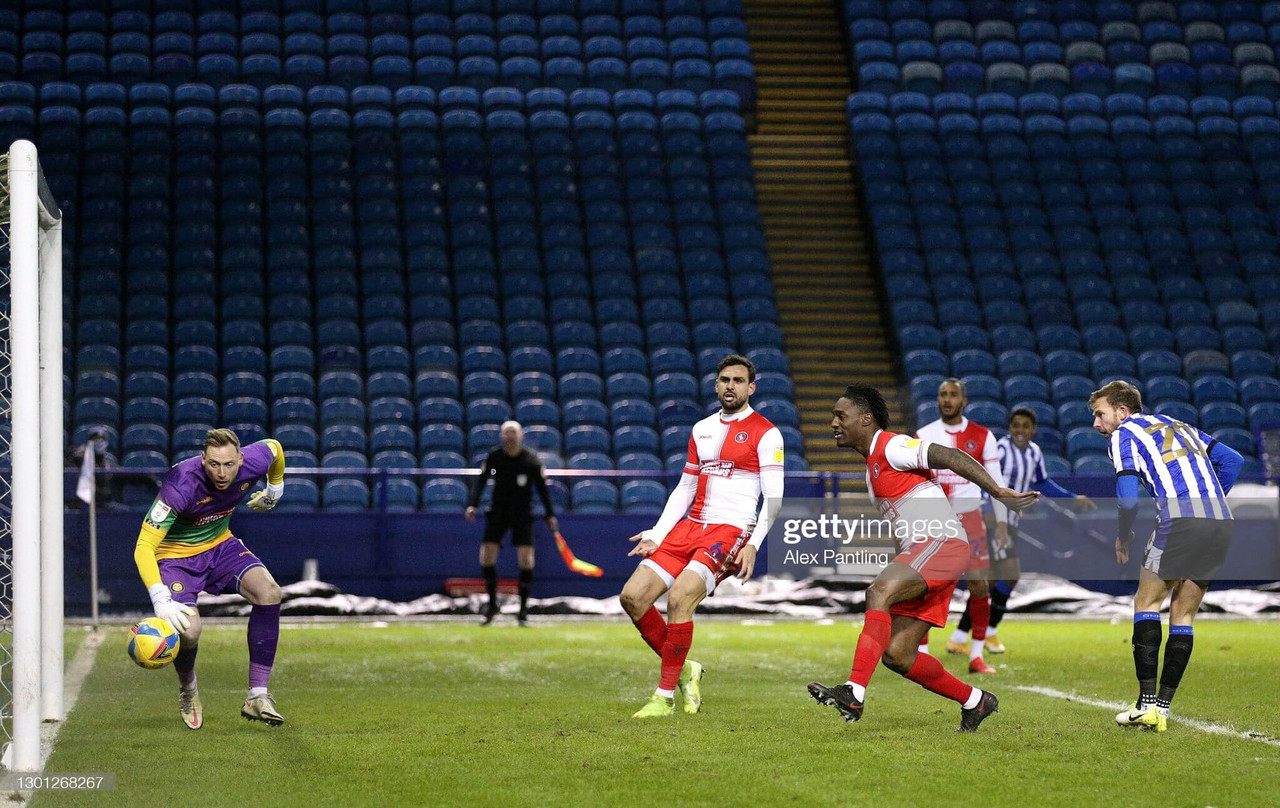 Sheffield Wednesday 2-0 Wycombe Wanderers: Vital win for the Owls
