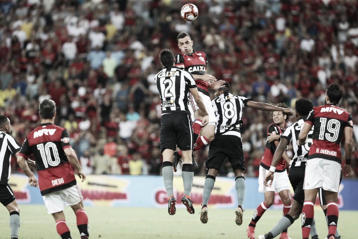 Notas: Rhodolfo e Everton se destacam em noite pouco inspirada do Flamengo