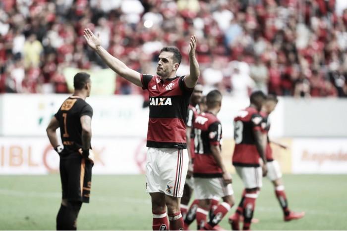 Rhodolfo faz golaço no fim, Flamengo vence Nova Iguaçu e termina em primeiro na chave