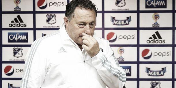 """Rubén Israel: """"los resultados de los últimos dos partidos no reflejan el esfuerzo de nuestros jugadores"""""""