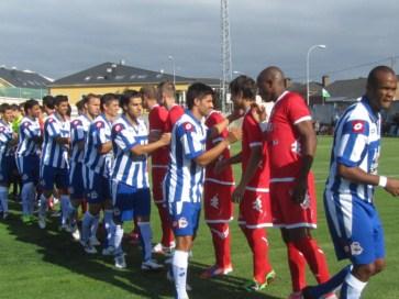 El Sporting de Gijón se lleva el Enma Cuervo ante un gris Deportivo