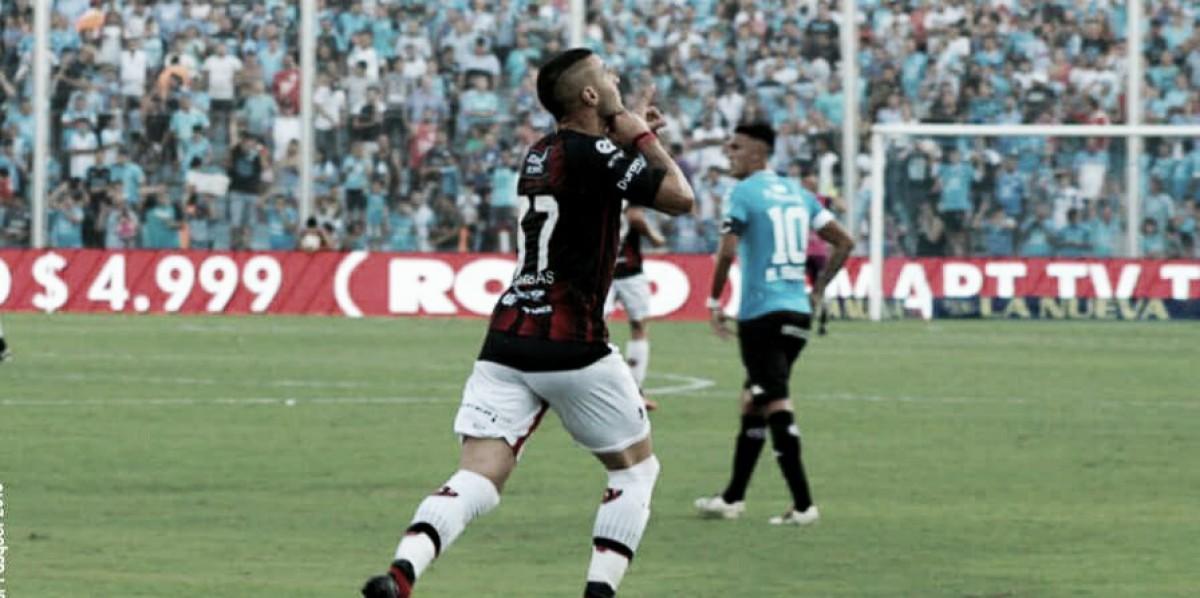Declaraciones del nuevo y único goleador del torneo: Sebastián Ribas