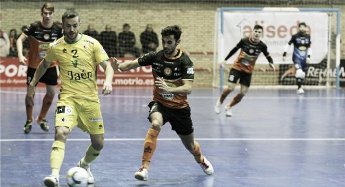 Previa Jaén- Ribera Navarra, quemando balas para el play off