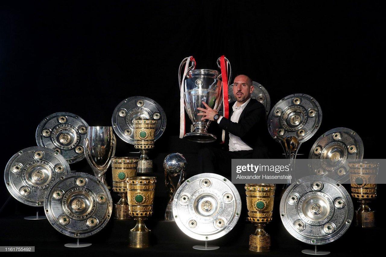 Fiorentina sign Franck Ribery
