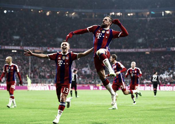 Ribery stresses his loyalty to Bayern Munich