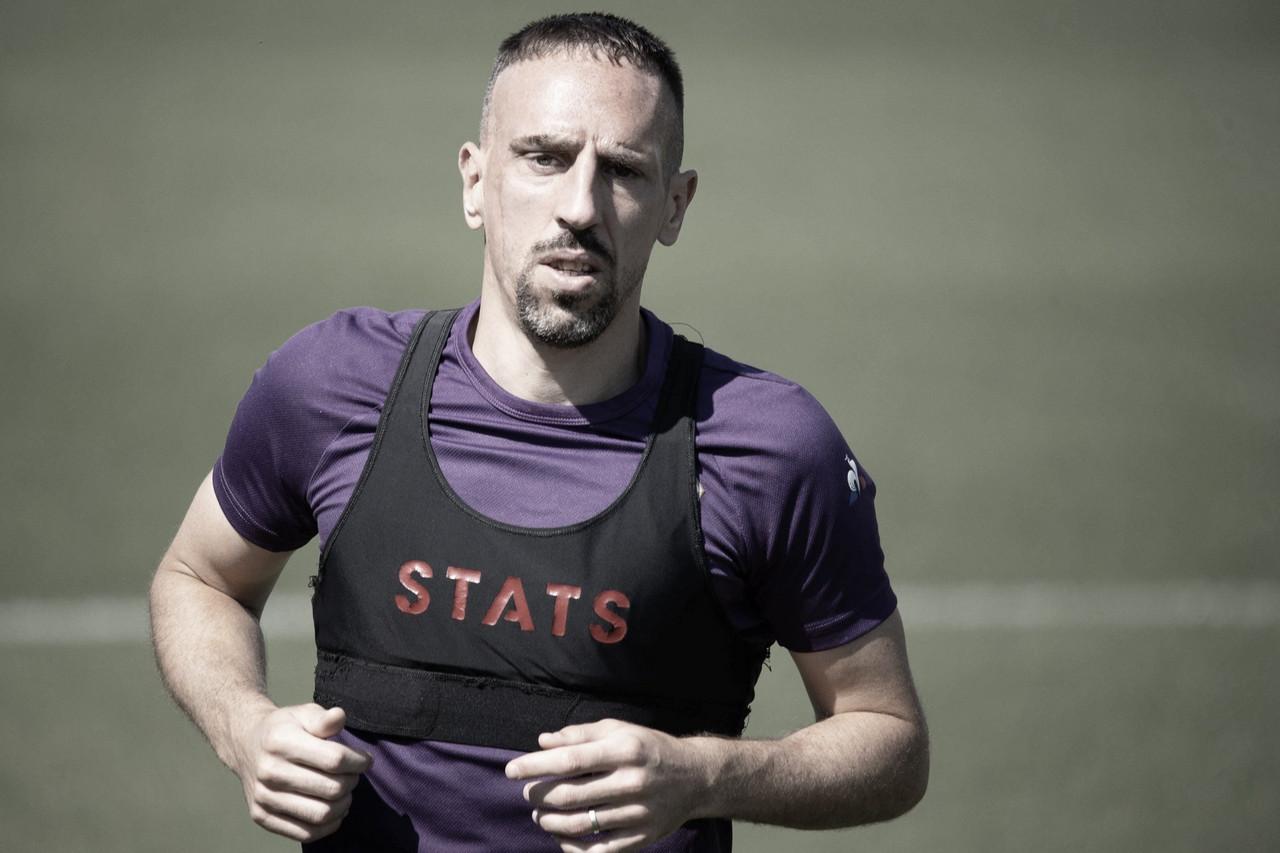 VÍDEO: Casa de atacante Ribéry é assaltada na região de Florença