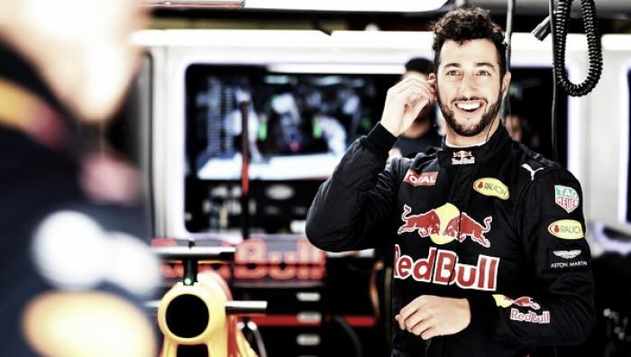 "Daniel Ricciardo: ""Estoy realmente contento"""