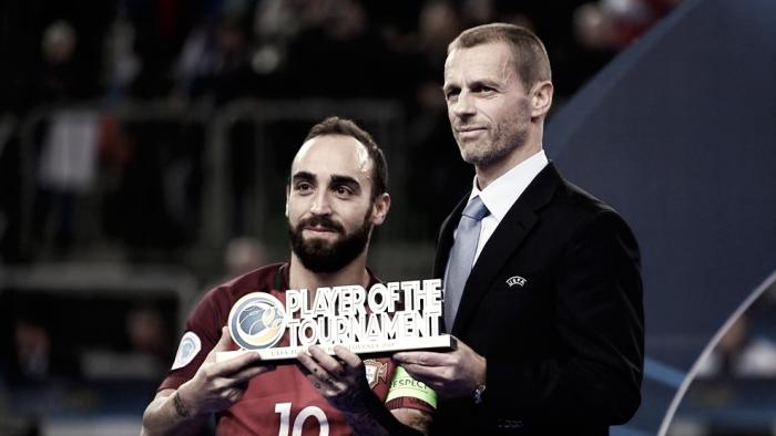 Análisis de Ricardinho, el mejor jugador del Europeo