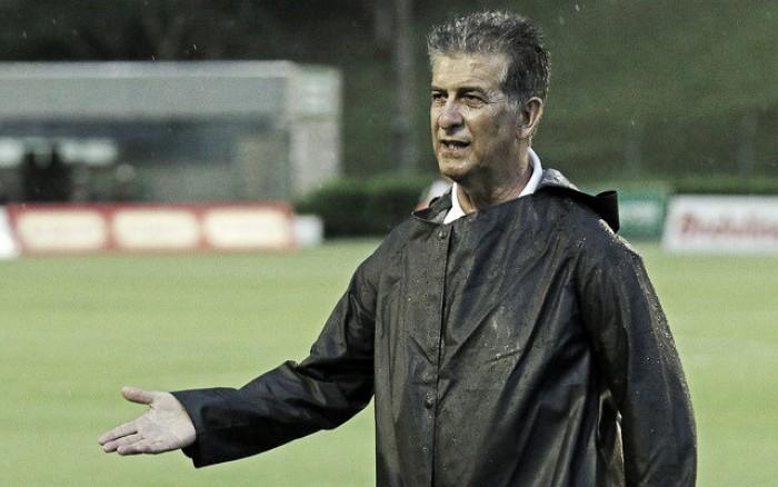 Após nova derrota, diretoria e Ricardo Drubscky conversam e treinador não permanece no Tupi