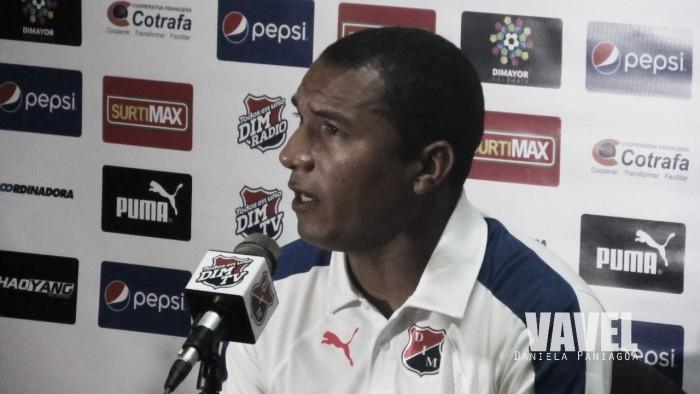 """Ricardo Calle: """"El objetivo de nosotros es ver un equipo que se esfuerza y trata de jugar bien"""""""