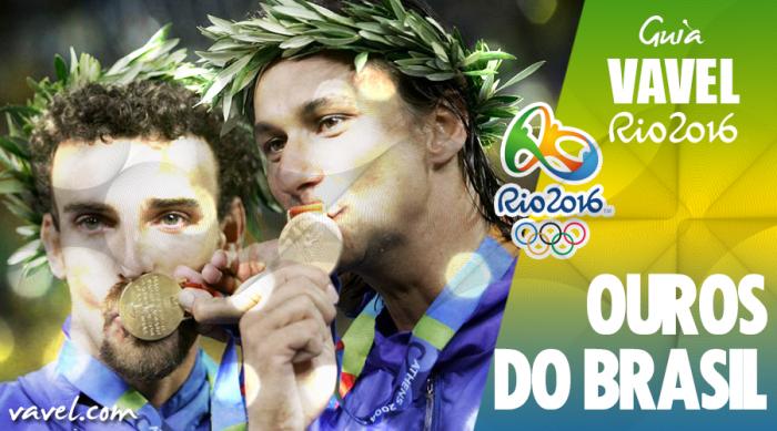 Ouro Olímpico: Ricardo e Emanuel, os homens da primeira conquista na Praia
