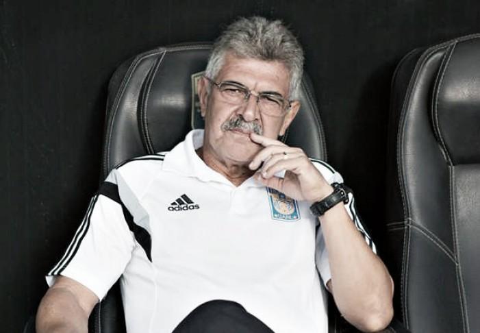 Para Ricardo Ferretti, la Copa MX le brinda la oportunidad de observar a los jóvenes