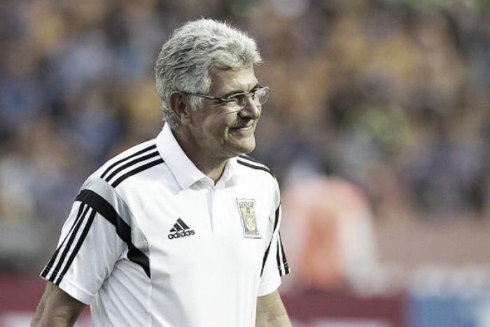 El 'Tuca' pide menos criticas para la Selección Mexicana