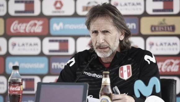 """Ricardo Gareca: """"Paraguay es un rival de cuidado, tiene grandes jugadores"""""""