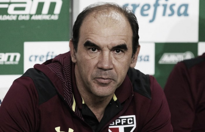 """Ricardo Gomes analisa derrota no Choque-Rei: """"Tivemos dificuldade de executar nosso jogo"""""""