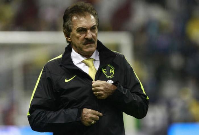 """Ricardo Antonio  La Volpe: """"Espero a un Pachuca rápido y difícil pero no imposible"""""""