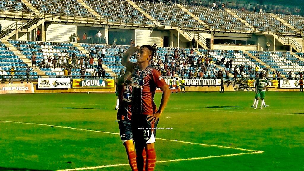 Unión Magdalena logró su primer triunfo en la Liga Águila ante La Equidad