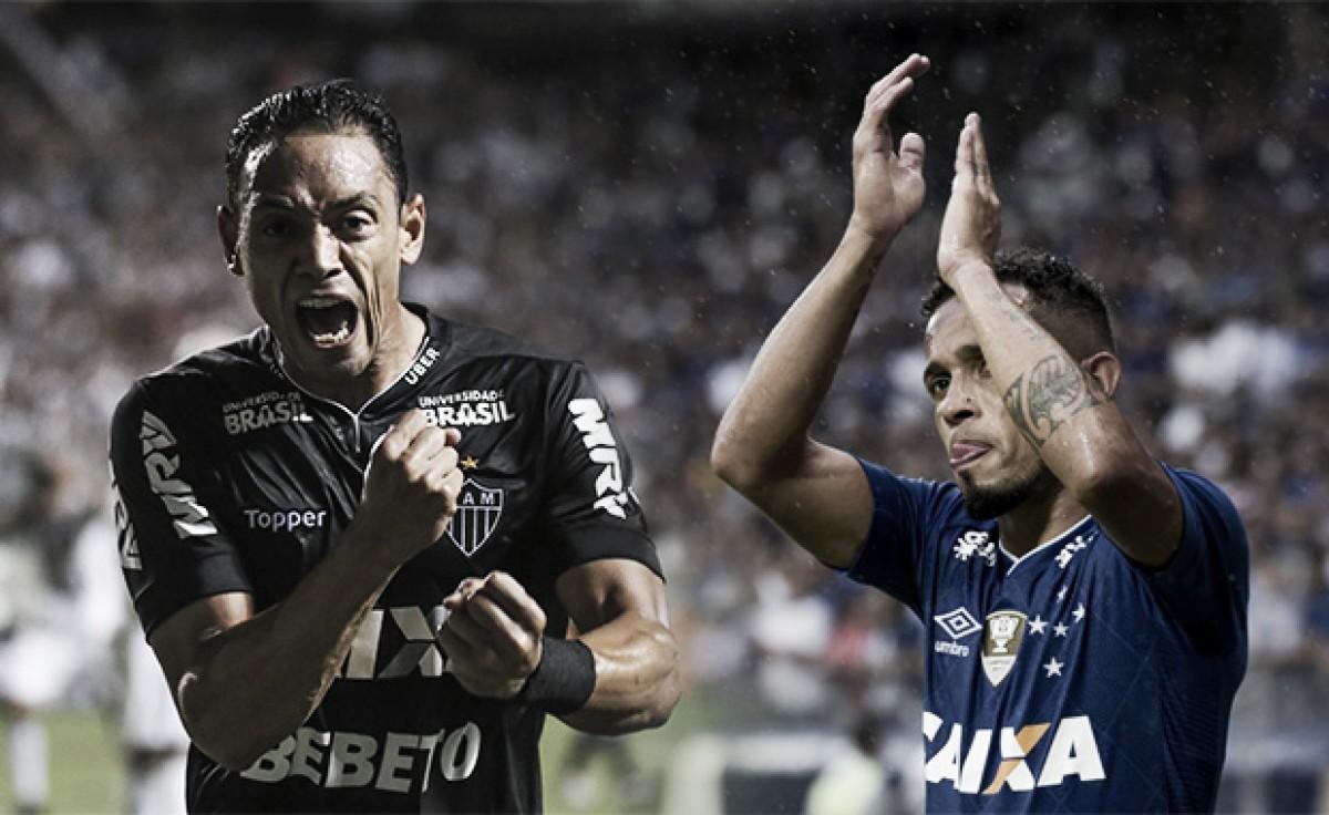 Com Aylon de fora da final, atletas de Cruzeiro e Atlético brigam por artilharia do Campeonato Mineiro
