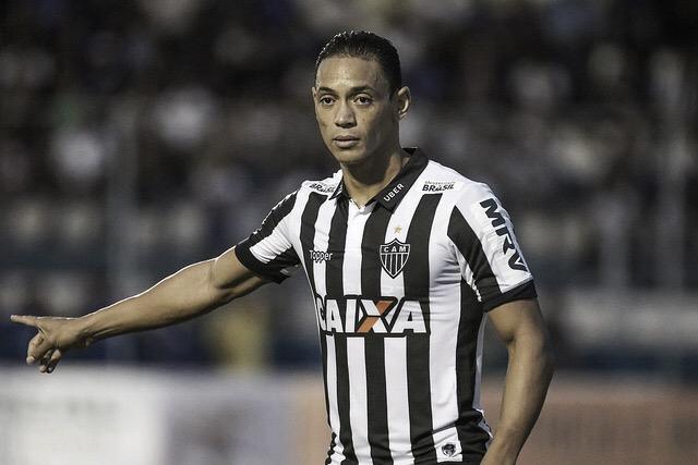 Ricardo Oliveira exalta desempenho do Atlético-MG em goleada sobre o Sport