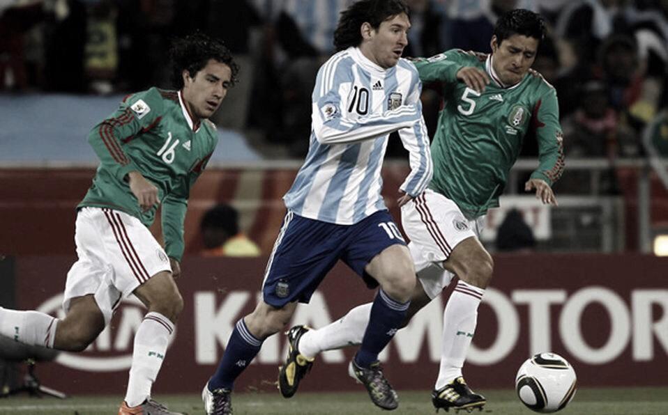 Ricardo Osorio: ''La selección a veces te resta''