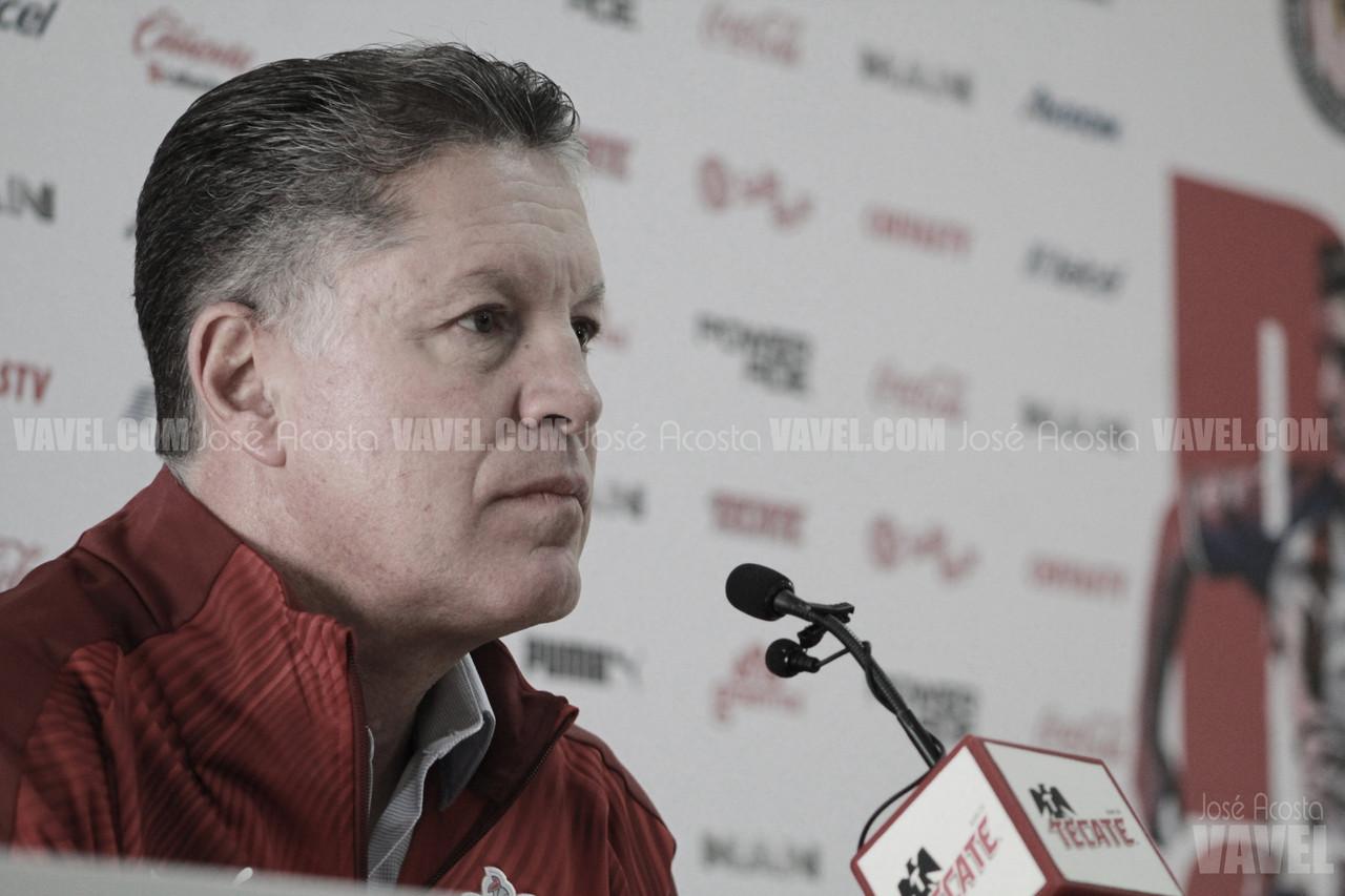 """Ricardo Peláez: """"Esto no es un regreso"""""""