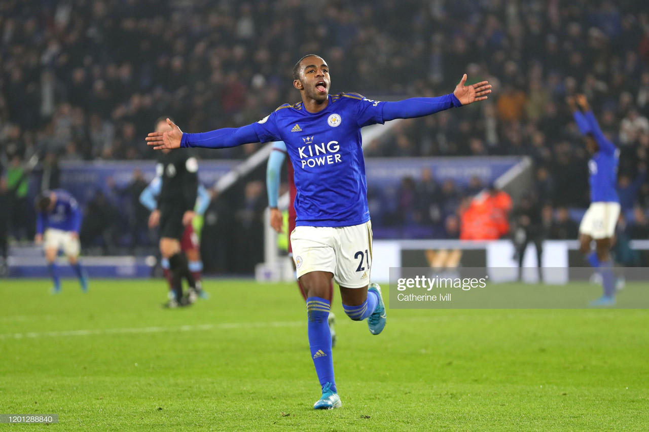 Leicester City 4-1 West Ham United: Foxes return to winning ways