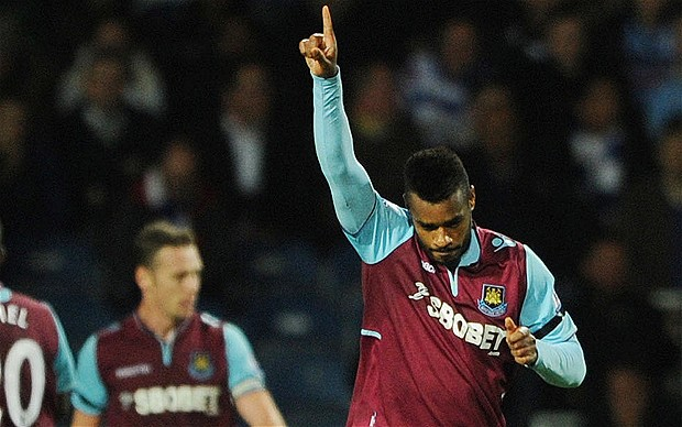 Sufrida victoria del West Ham en Loftus Road