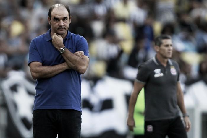 Do AVC à decisão: Ricardo Gomes busca título inédito como treinador no Maracanã