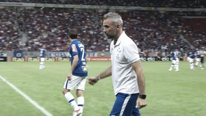 """Ricardo Peres enxerga evolução no Cruzeiro: """"Vamos tentar estender bons momentos"""""""