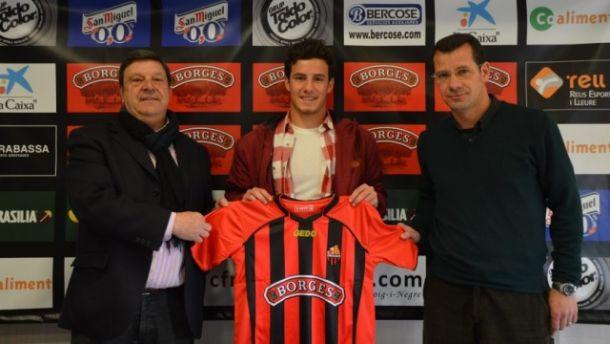El CF Reus Deportiu incorpora a Ricardo Vaz