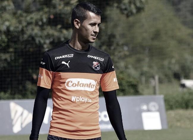 """Andrés Ricaurte: """"Solo nos queda sumar los seis puntos y ya lo otro no depende de nosotros"""""""