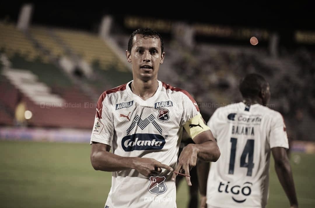 """Andrés Ricaurte: """"Esta cinta no es solo mía, dentro del plantel hay muchos líderes positivos"""""""