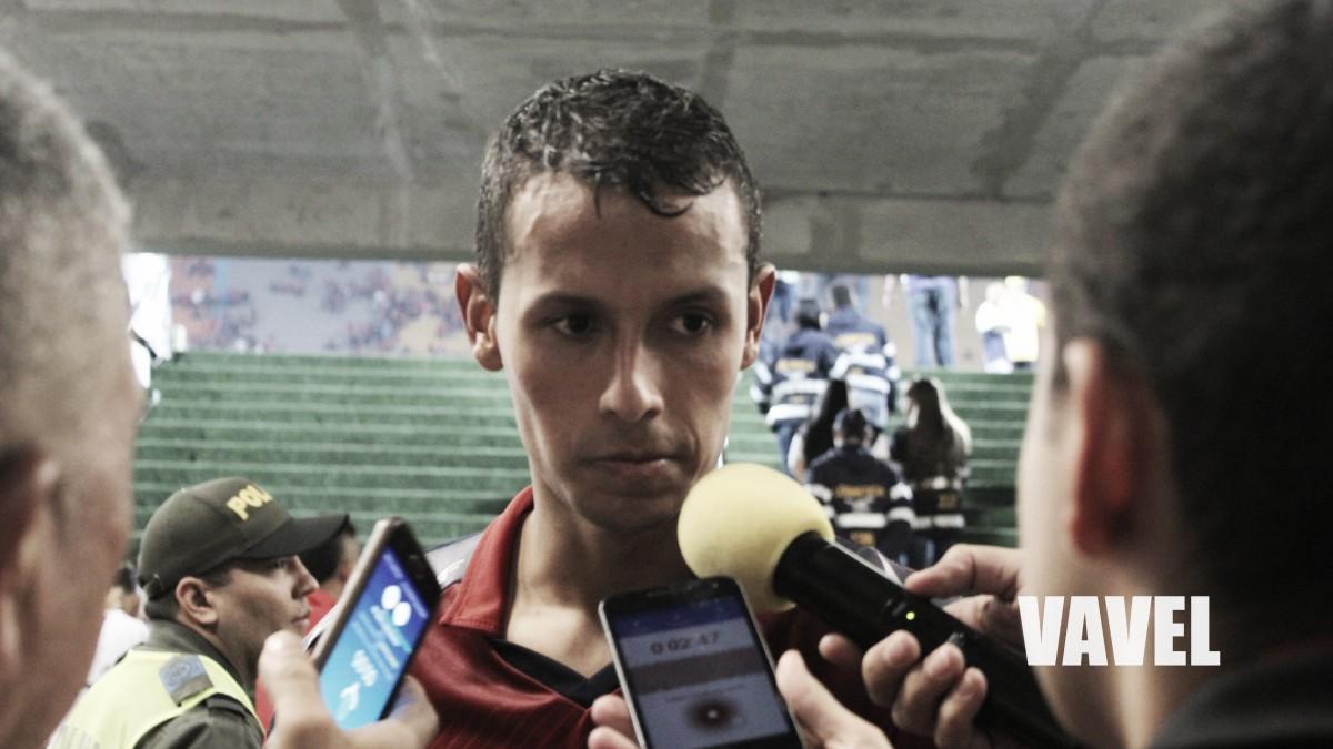 """Andrés Ricaurte: """"Hay que seguir ratificando, el fútbol como la vida es de día a día"""""""