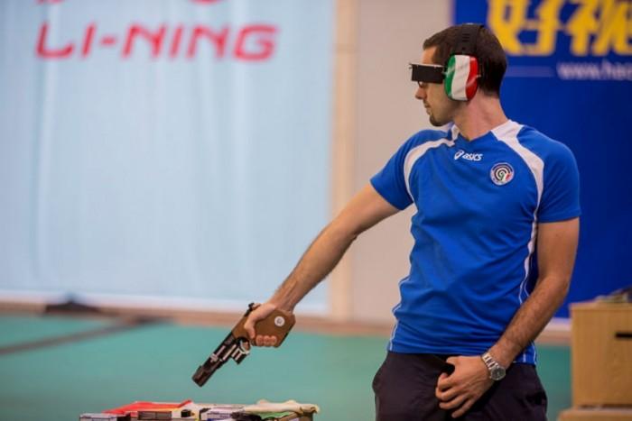 Diretta Rio 2016 in finale pistola 25m automatica: out Mazzetti (6°), oro per Reitz!