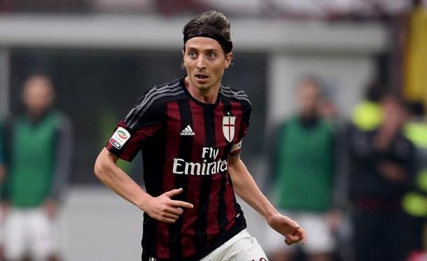 Live Frosinone - Milan, Serie A 2015/16  (2-4, Ciofani, Abate, Bacca, Alex, Dionisi,Bonaventura)