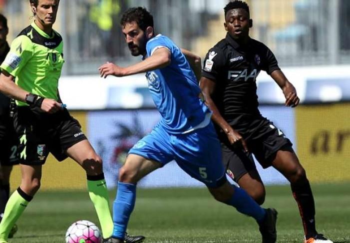 Empoli-Bologna 0-0: al Castellani vince la noia