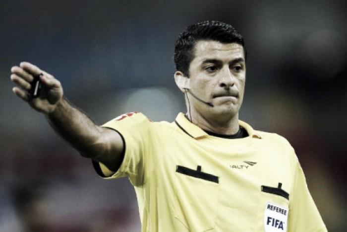 Após quase seis anos, Sandro Meira Ricci apitará uma partida do Cruzeiro
