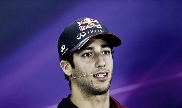 """Daniel Ricciardo: """"Hay que seguir construyendo, seguir aprendiendo y seguir disfrutando"""""""
