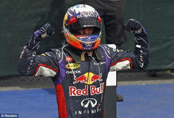 """Daniel Ricciardo é a """"Revelação do Ano"""" nos Prémios Laureus"""